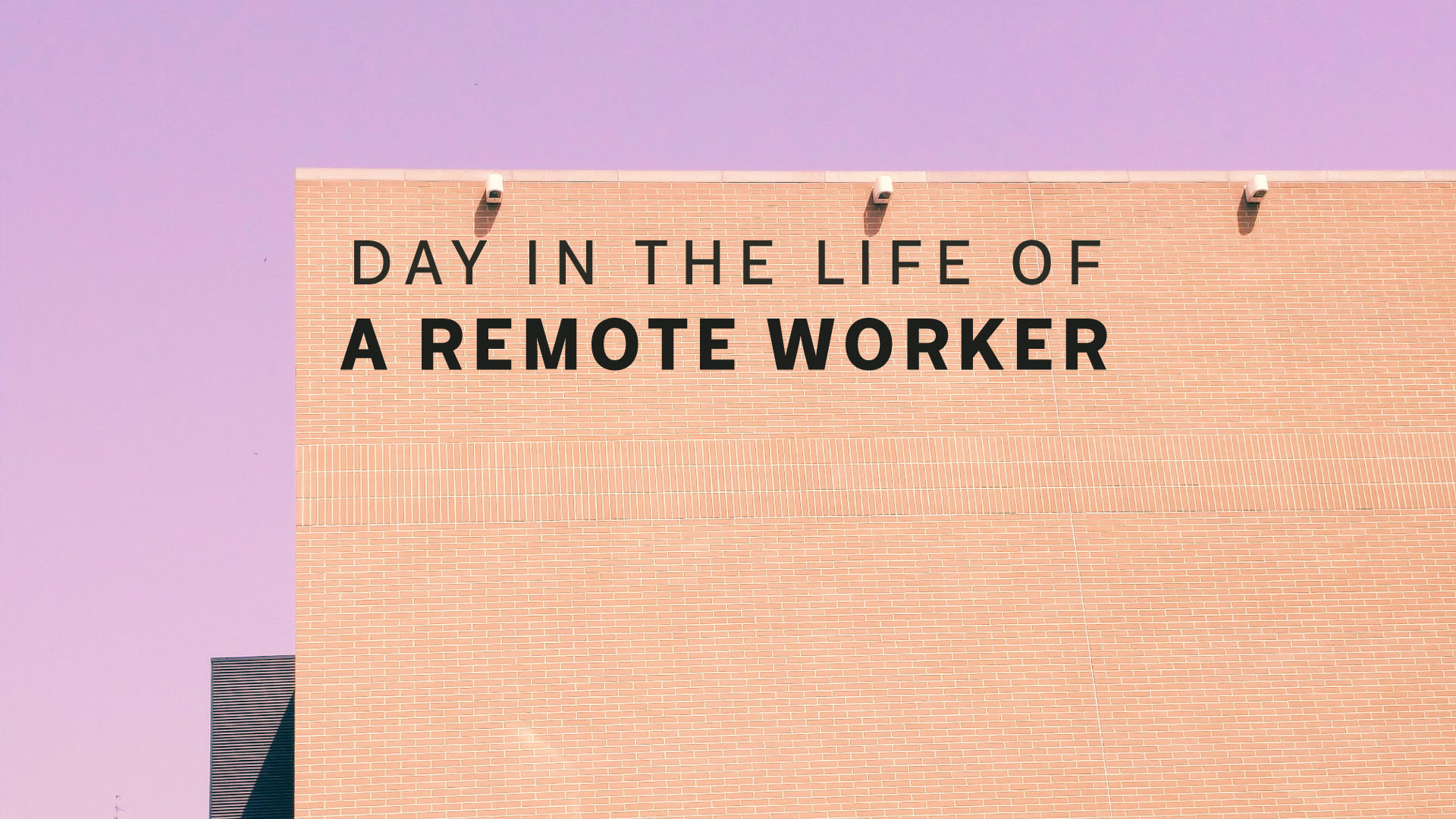 We Work Remotely day in the life interview with Scott Mathson